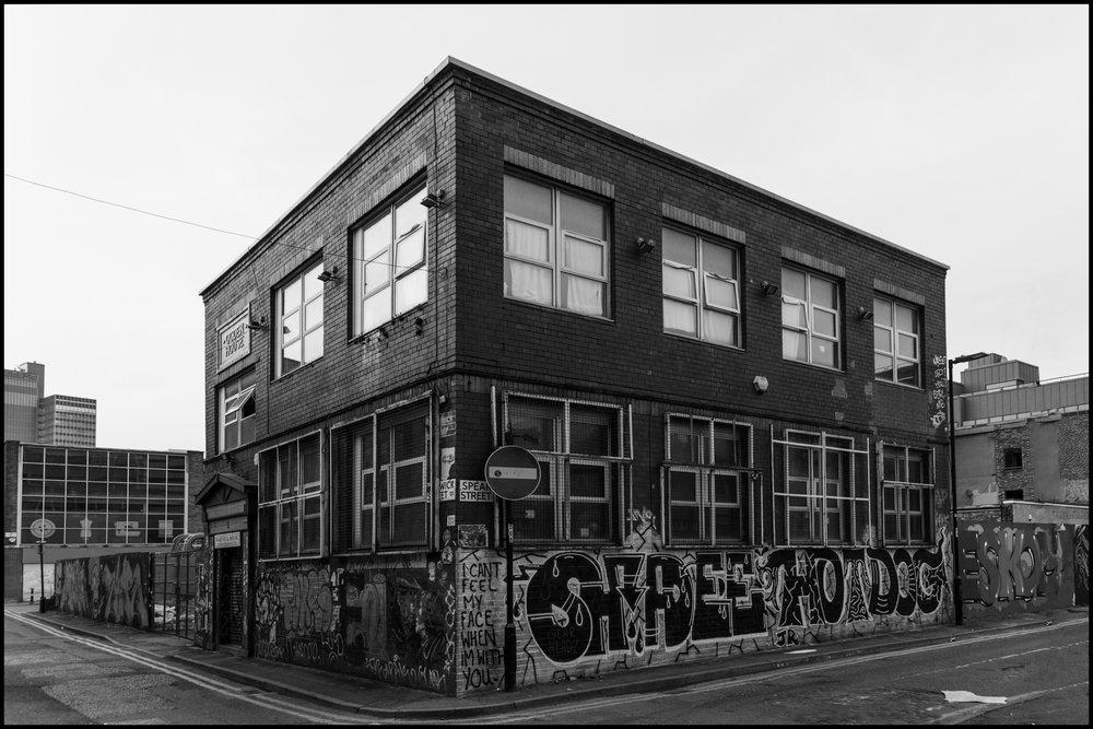 18 April 2019 - Corner House, NQ Manchester UK