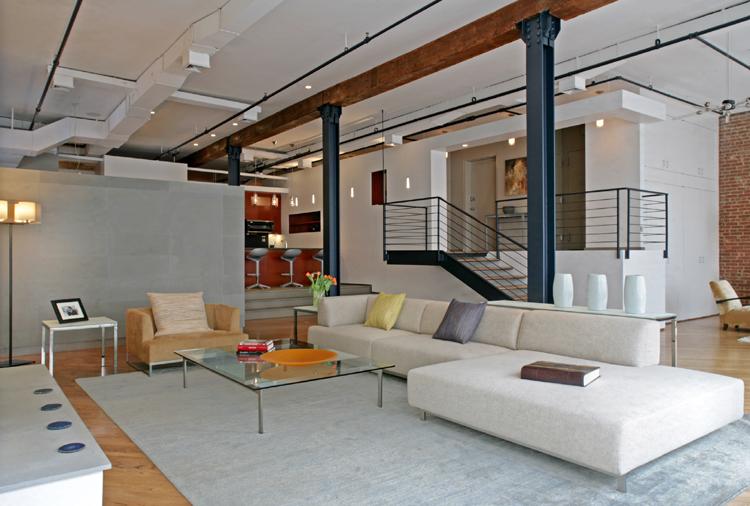 W/G Loft U0026nbsp;in The Flatiron District Is A 3200 Sf Apartment For