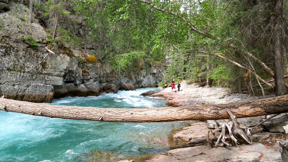 "Secrets Of The Mysterious Maligne Valley. ""Longer Adventure"""