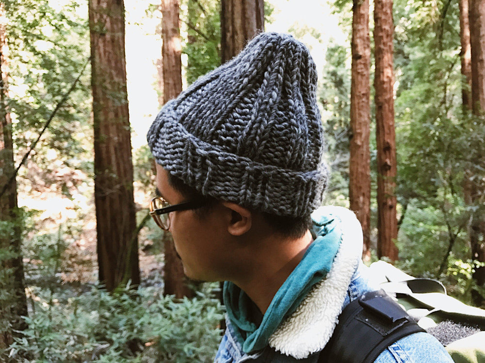 Hand-Woven Beanies by UnravelCo