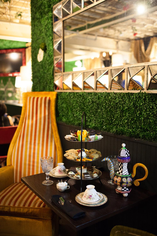 The Mad Hatter Tea Room Birmingham Mi