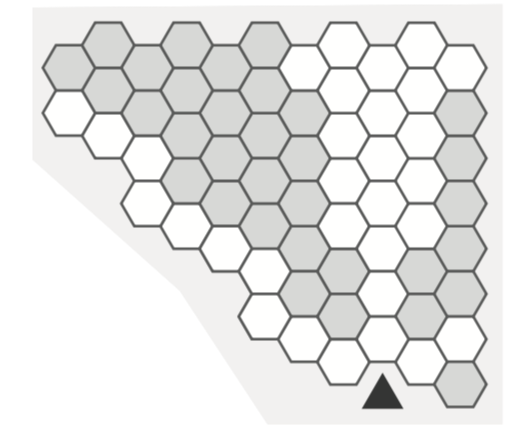 Hex spine vs edge