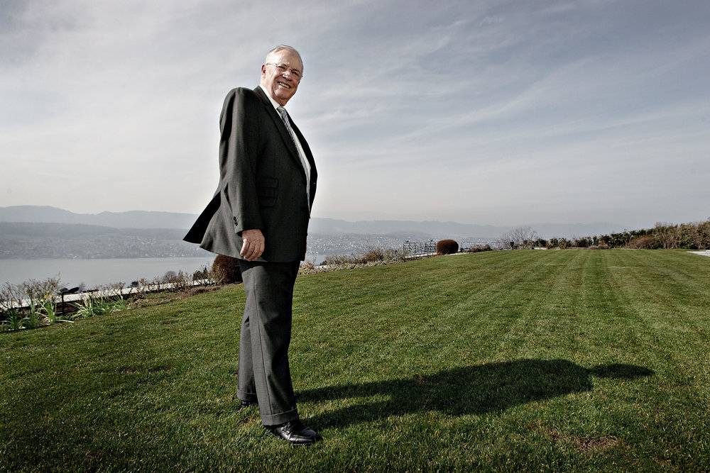 Christoph Blocher, Politiker - SonntagsZeitung - 2011