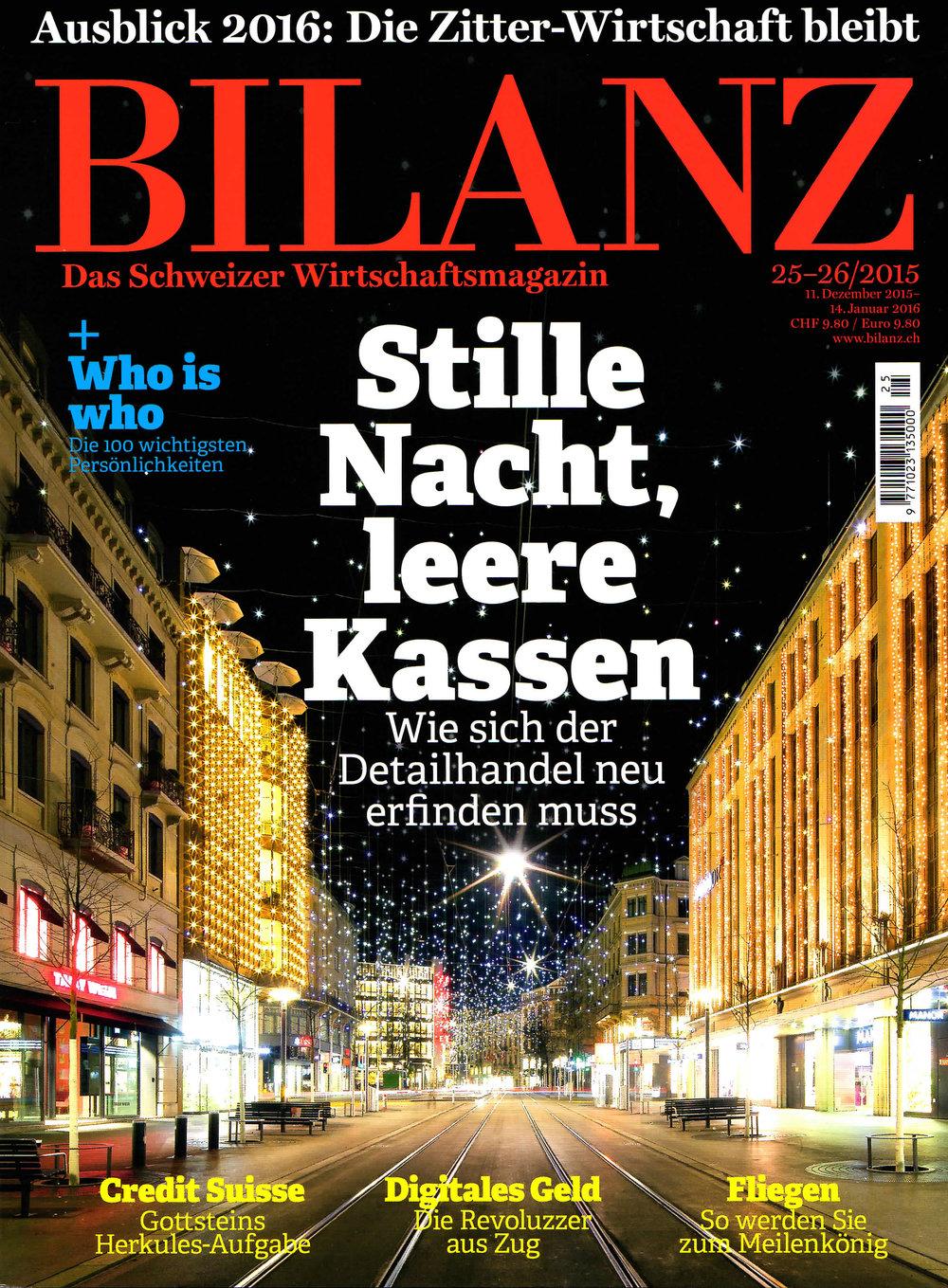 BILANZ