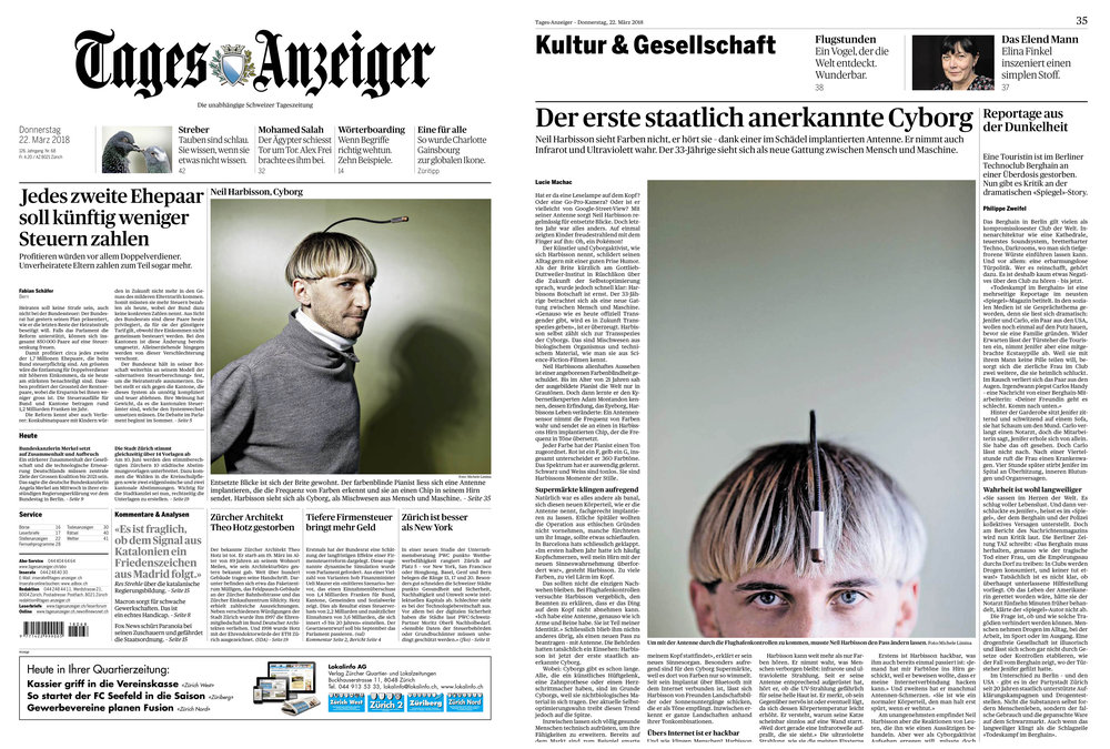 Tages Anzeiger