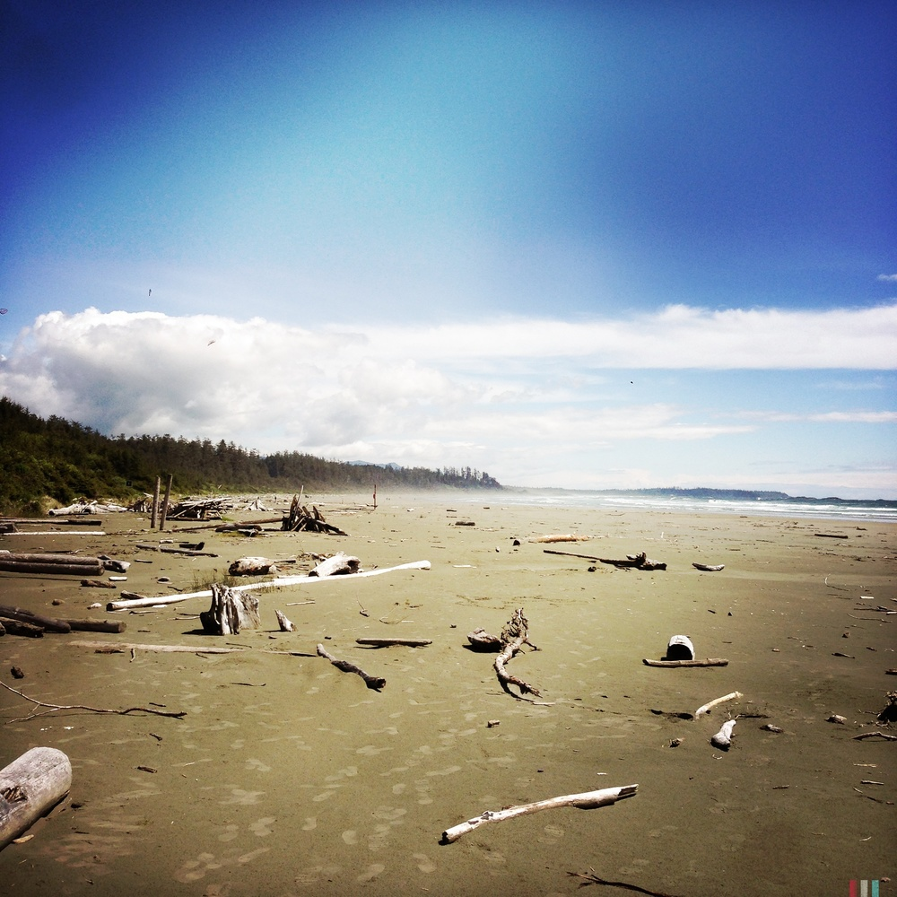 long beach, vancouver island