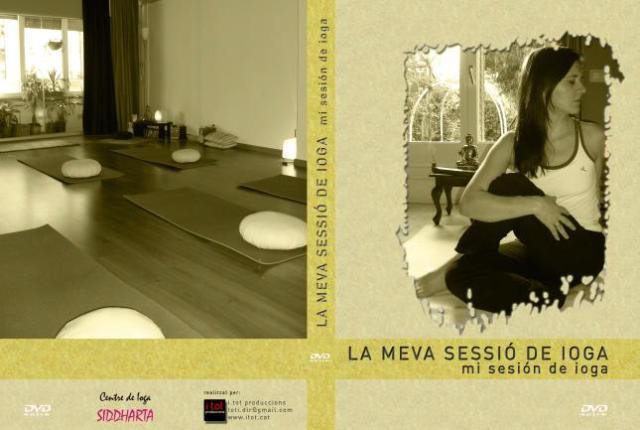 la meva sessió de ioga