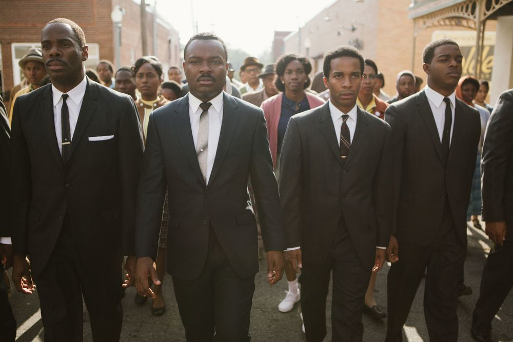 Film:    Selma dir. Ava DuVernay (2015)     Read Now