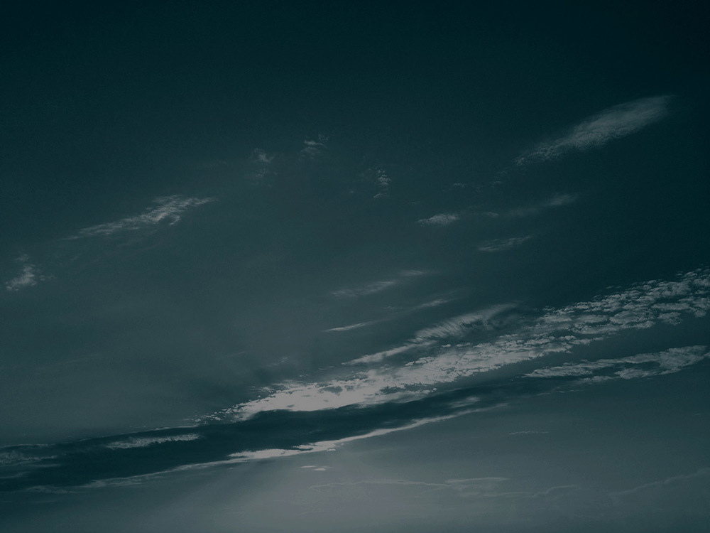 Untitled (family pictures); blue skies #11