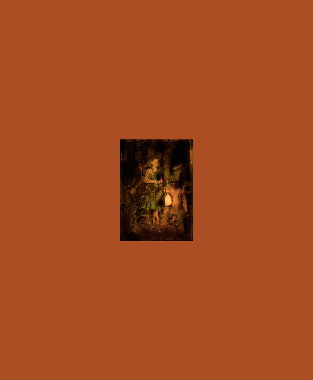 Anonymous (flooded album); burnt sienna