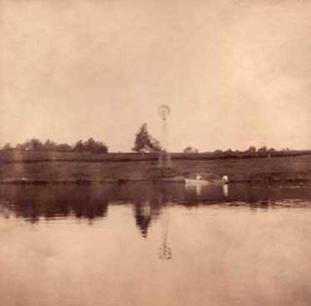 Alden, windmill