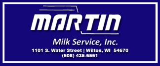 Martin Milk Service, Inc.
