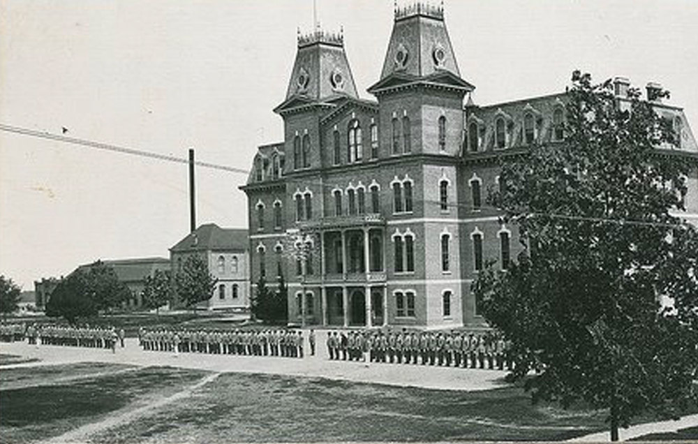 photo courtesy of the texas A&M University archives