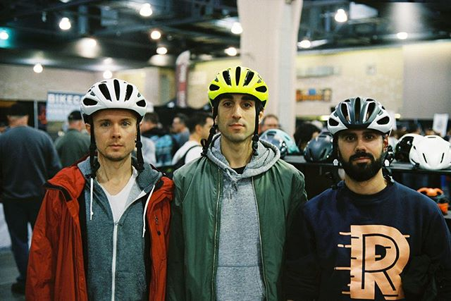 Happy New Year from Rohan Cycling!  And don't forget to always wear your helmet #safetyfirst #newyearPSA #rohancycling #phillybikeexpo