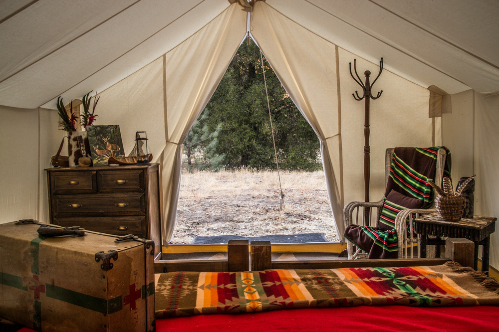 Safari Under Canvas Events