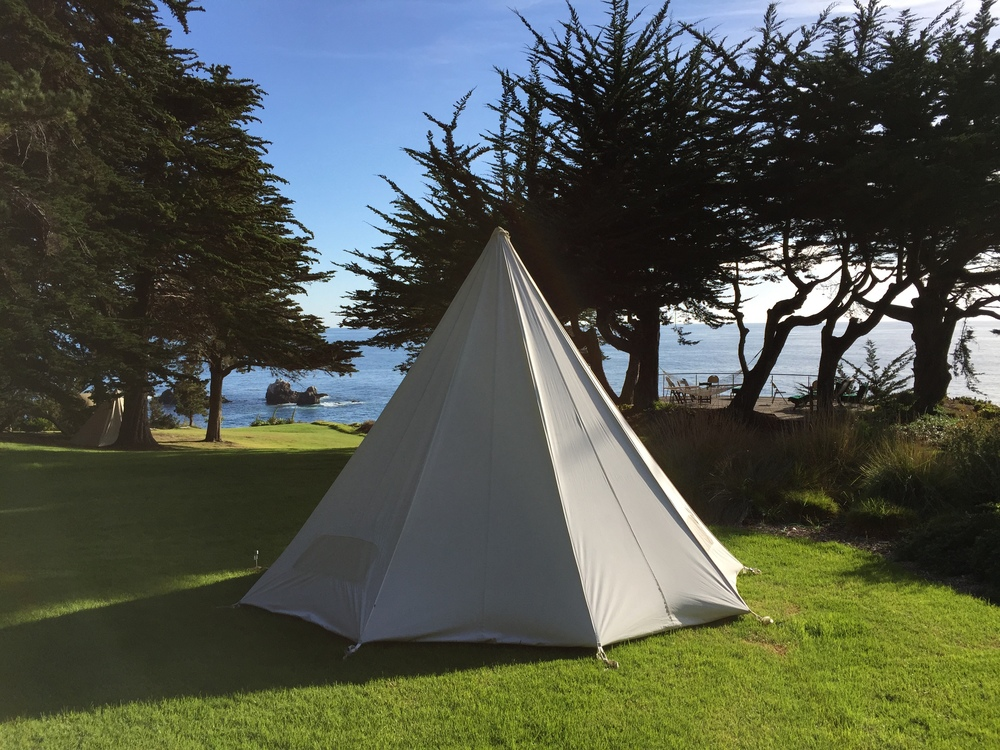Tipi under canvas events for Canvas tent plans