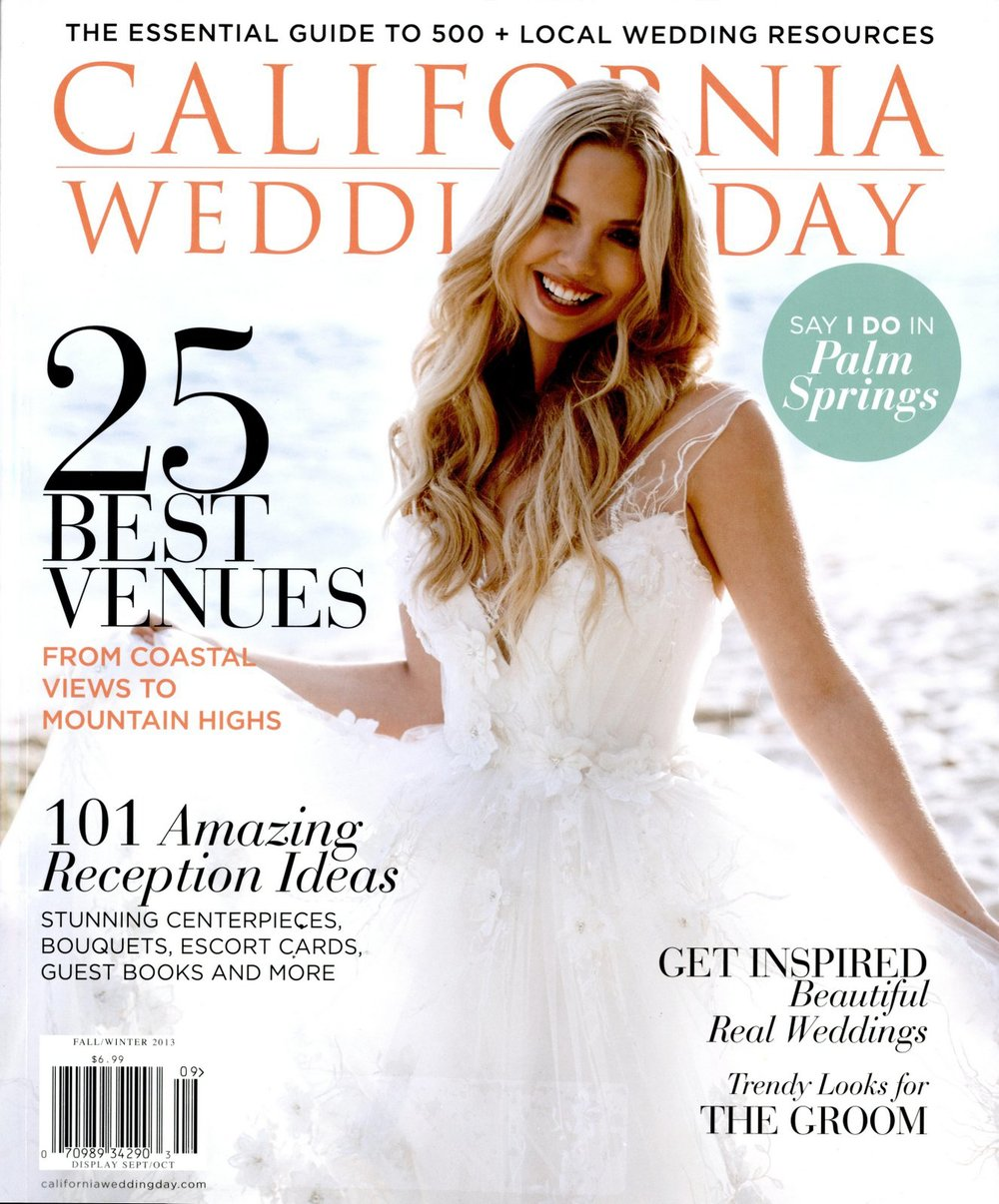 CaliWeddingDayCover_Haute List_Fall2013.jpg