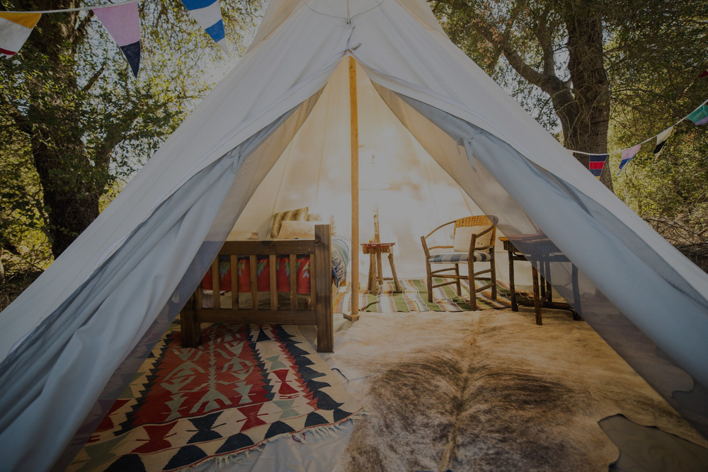 Incredible Tents Amazing Events & Under Canvas Events