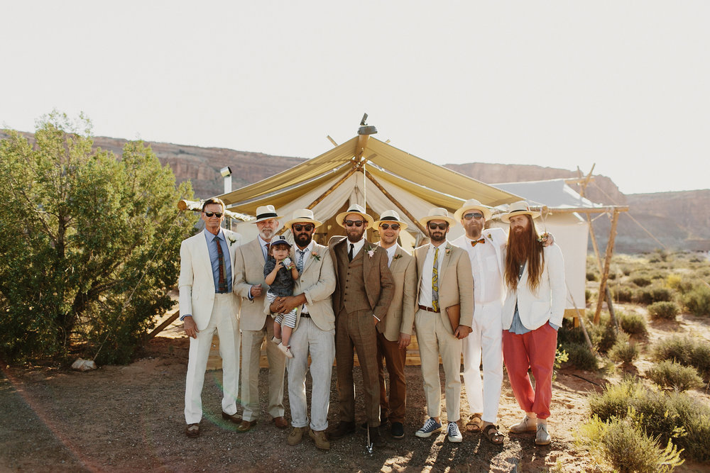 Image Gallery Moab Wedding