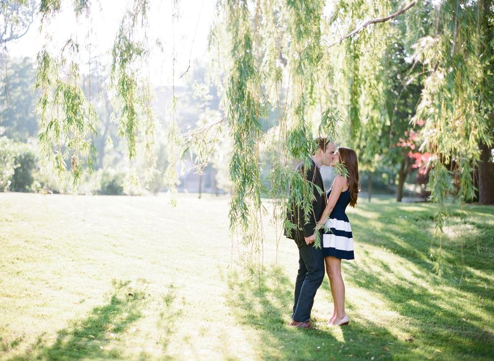 Samantha & Robb's Northwestern Engagement