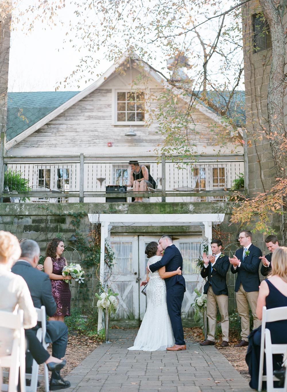 BLUE DRESS BARN MICHIGAN WEDDING | CHRISTIANA & PATRICK ...
