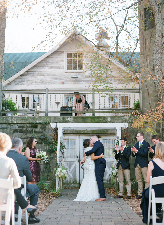 BLUE DRESS BARN MICHIGAN WEDDING