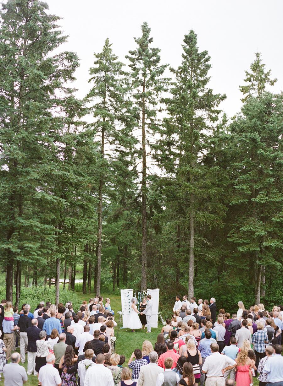vintage backyard central wisconsin wedding lesley u0026 jason u2014 the
