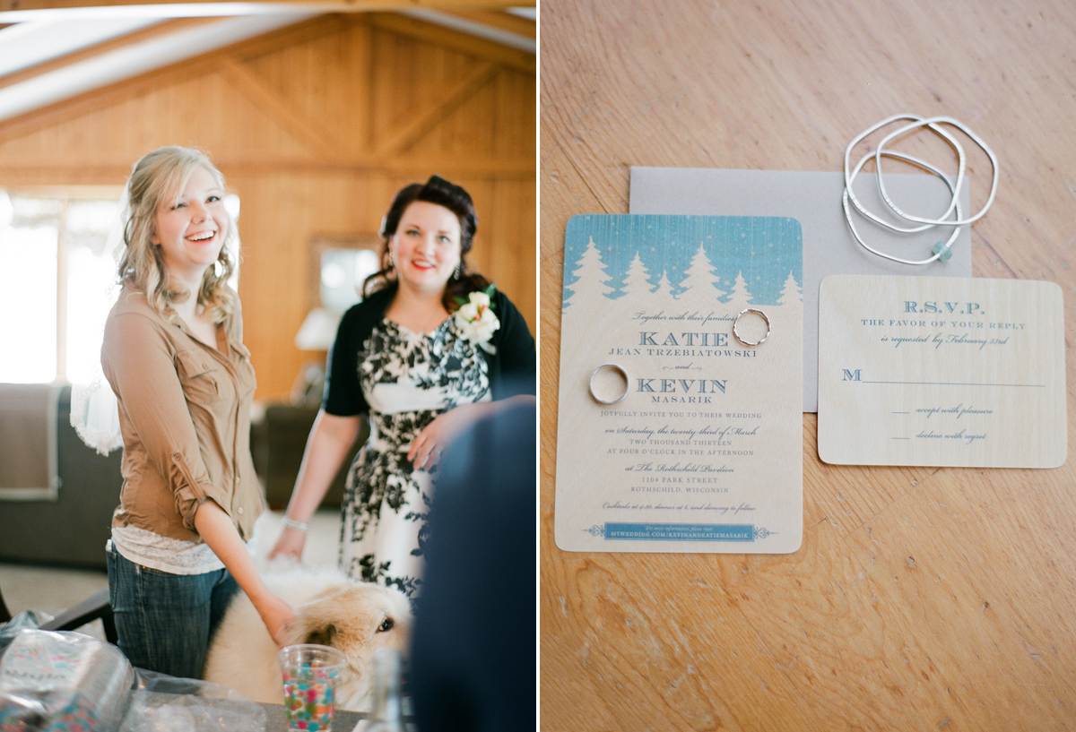 """rustic wisconsin wedding"""