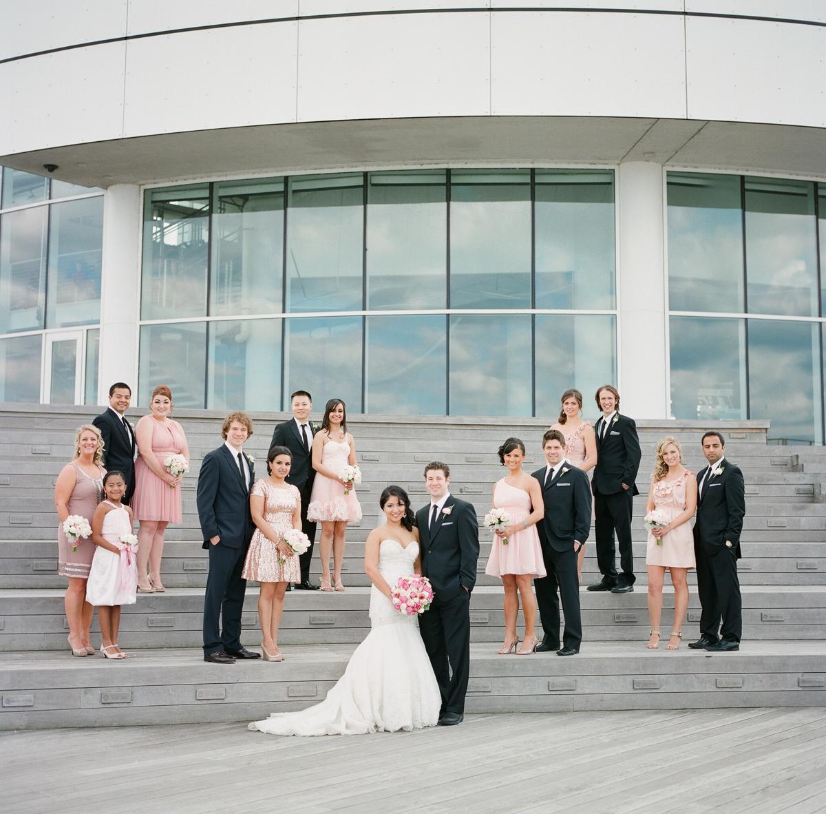 PIER WISCONSIN MILWAUKEE WEDDING | ZAINAB & MICHAEL! — The ...