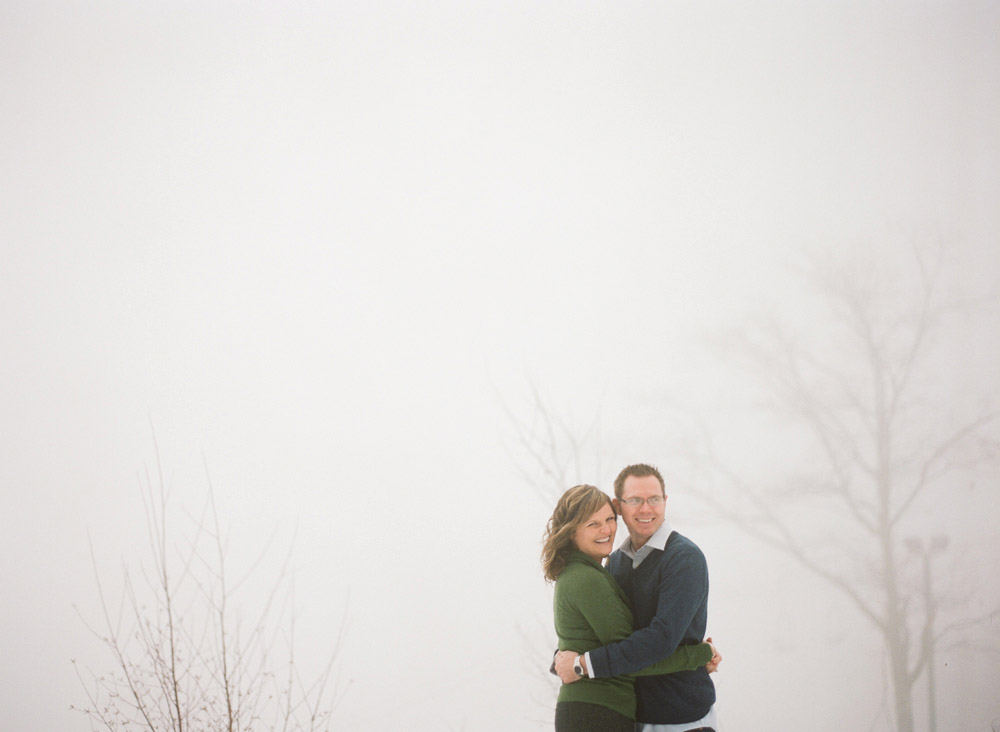 """snowy engagement wisconsin"""