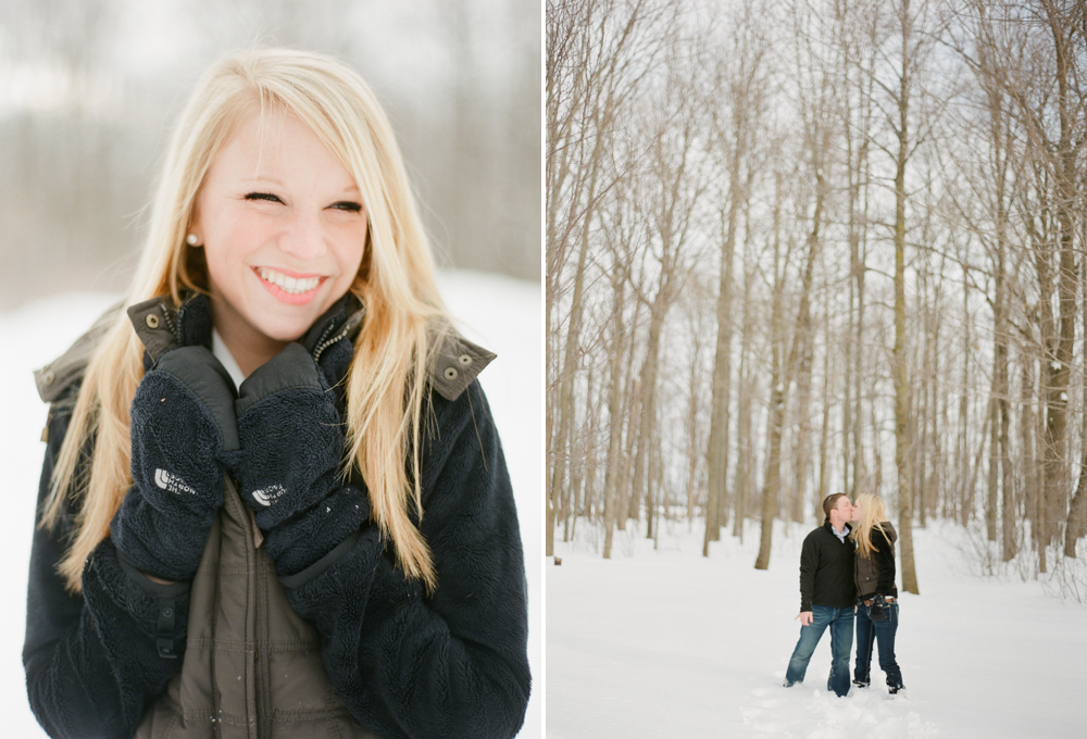 """central wisconsin engagement photographer"""