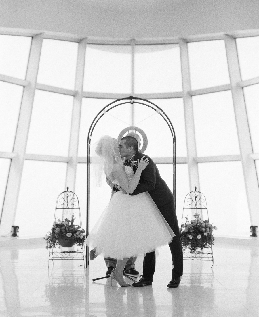 milwaukee art museum wedding ceremony