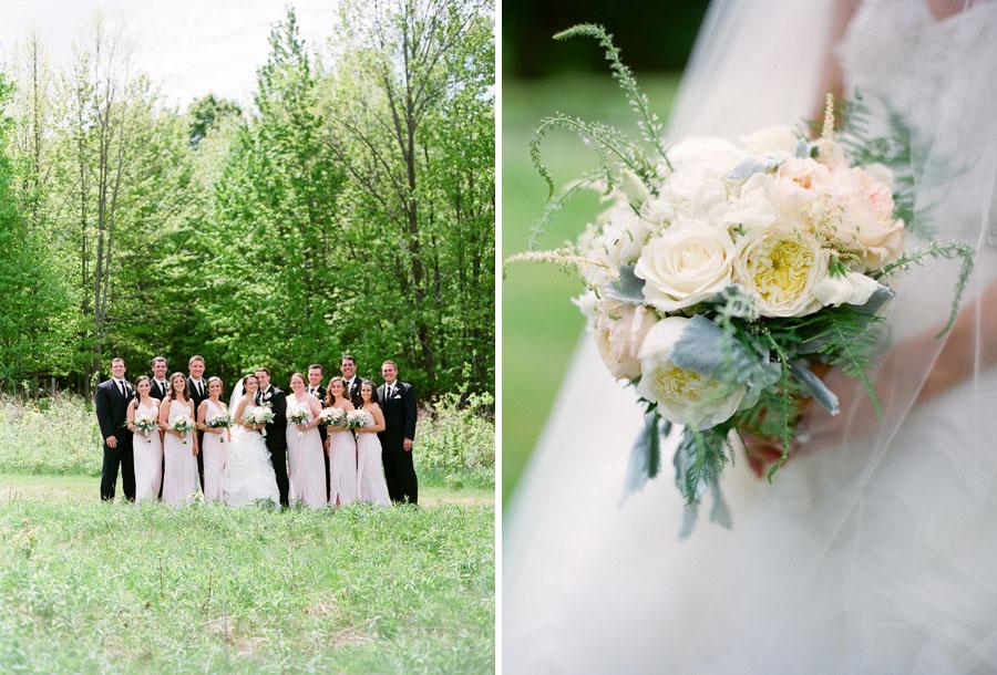 Rothschild pavilion wausau wedding ellie andrew the for Wedding dresses wausau wi