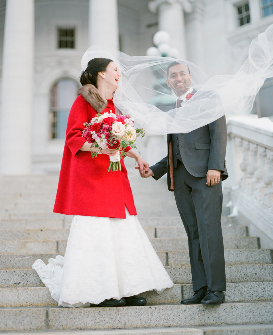 MADISON WINTER WEDDING | JEN & RAJ — The McCartneys Photography ...
