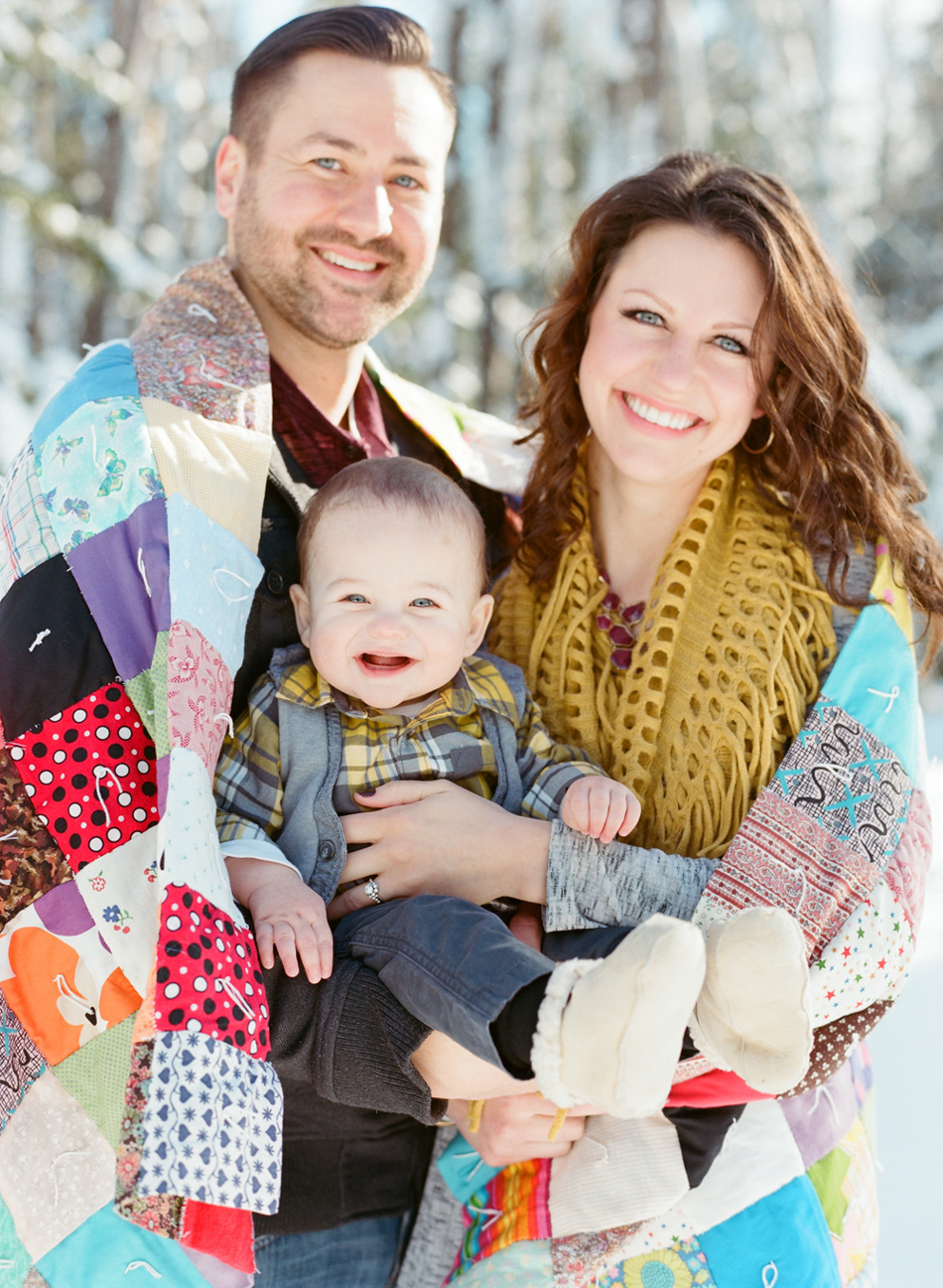 winter family portraits tyler amanda carson the mccartneys