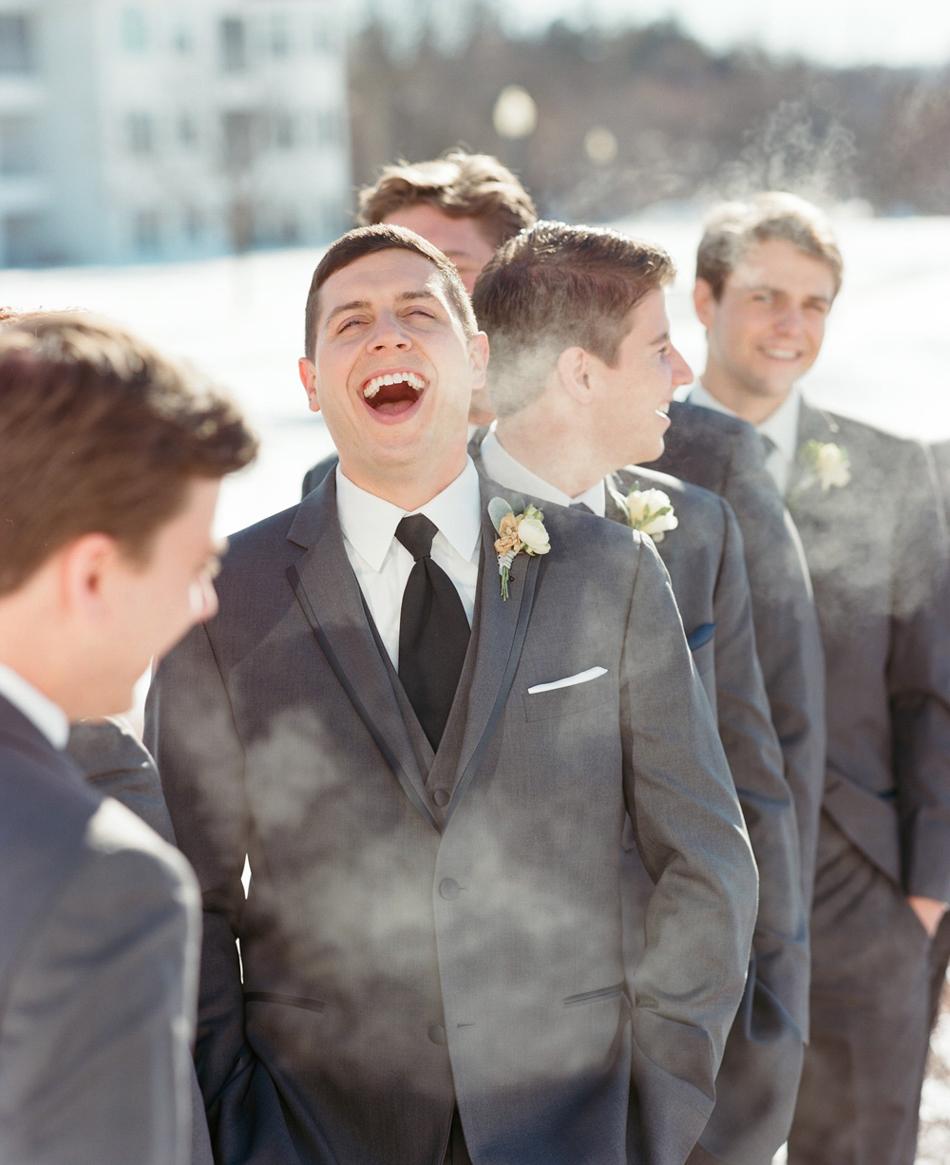 osthoff resort winter wedding