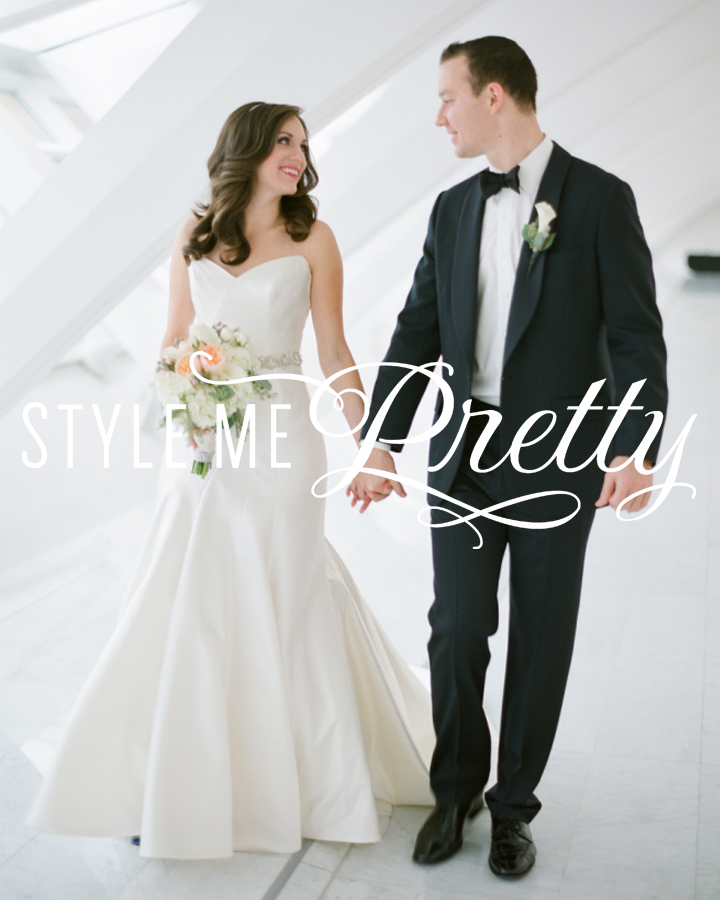 Art Museum Wedding in Milwaukee