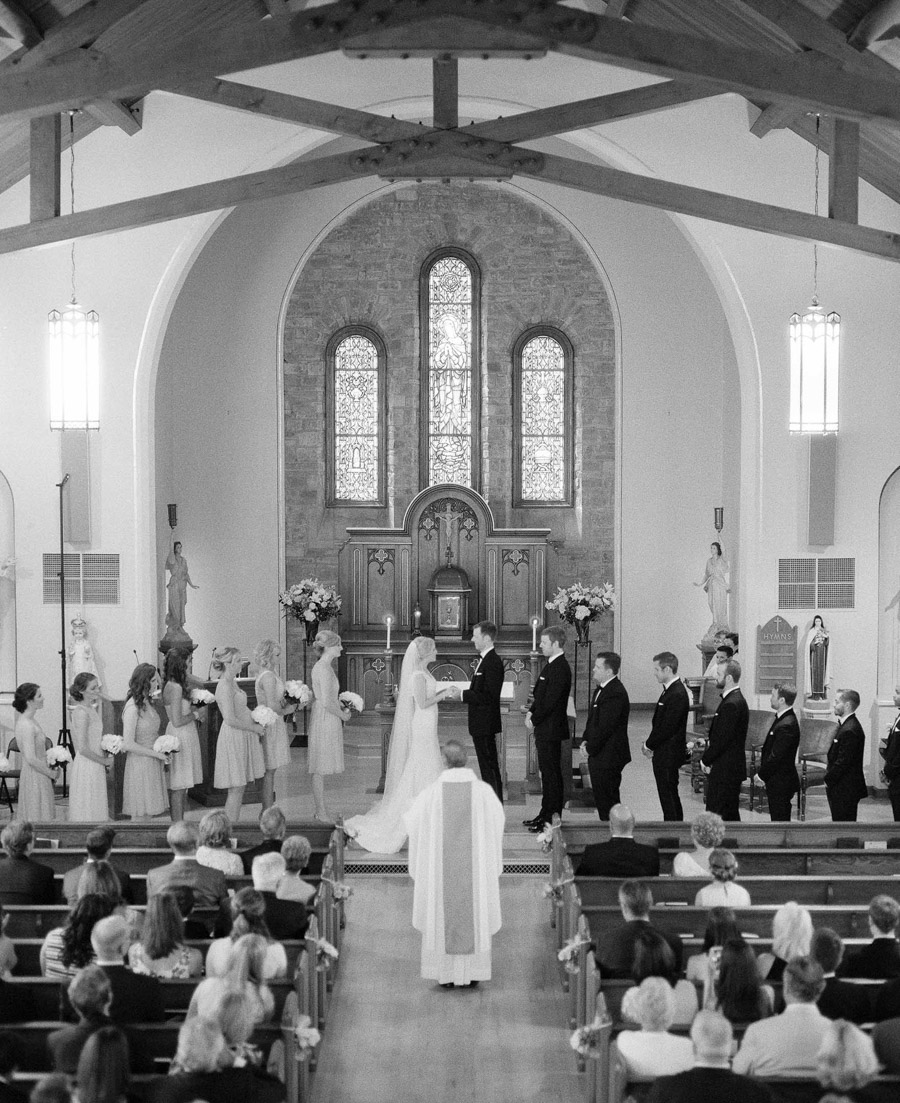 stella maris parish baileys harbor wedding