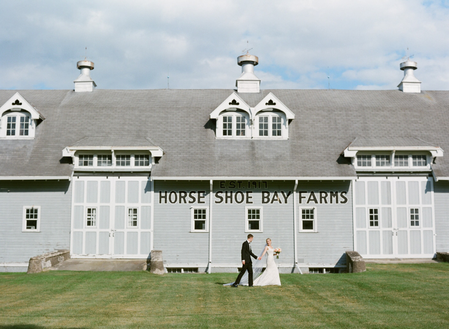 horseshoe bay farms wedding portraits