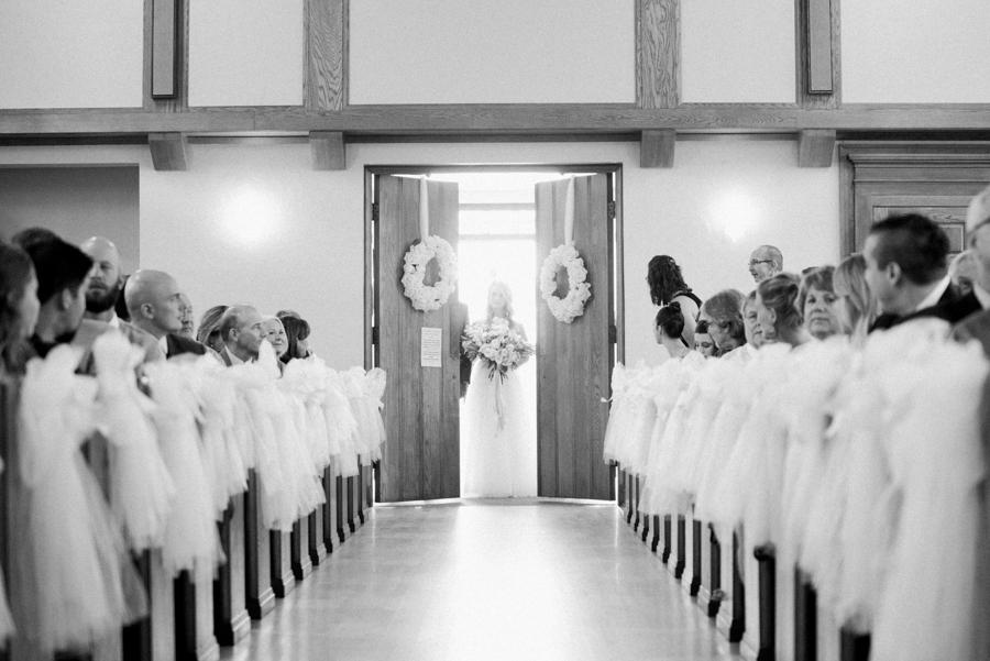 door county weddings at stella maris church