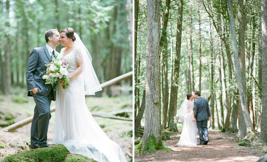 gordon lodge door county wedding | Amanda & Mike