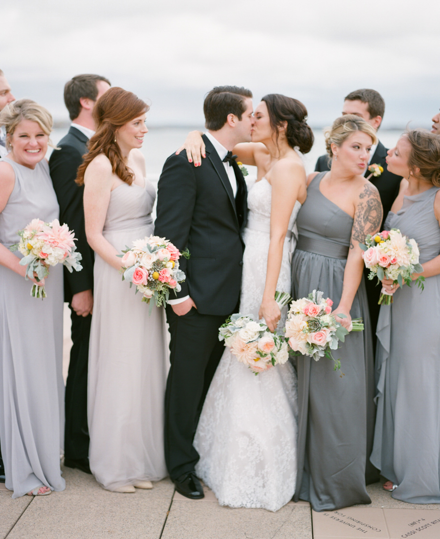 Kate & Brandon - Madison University Club Wedding