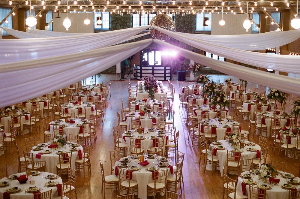 Rothschild Pavilion Winter Wedding Emily Branden The