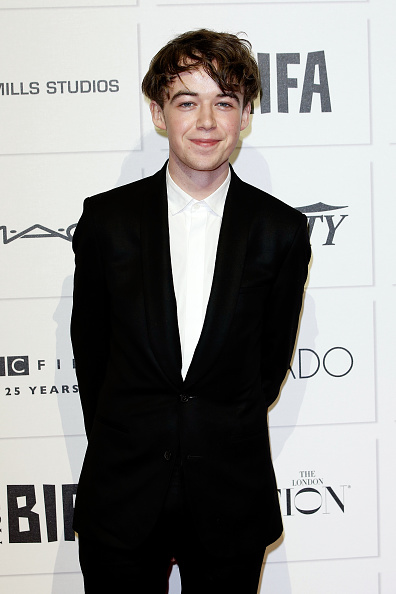 ALEX LAWTHER BIFA AWARDS