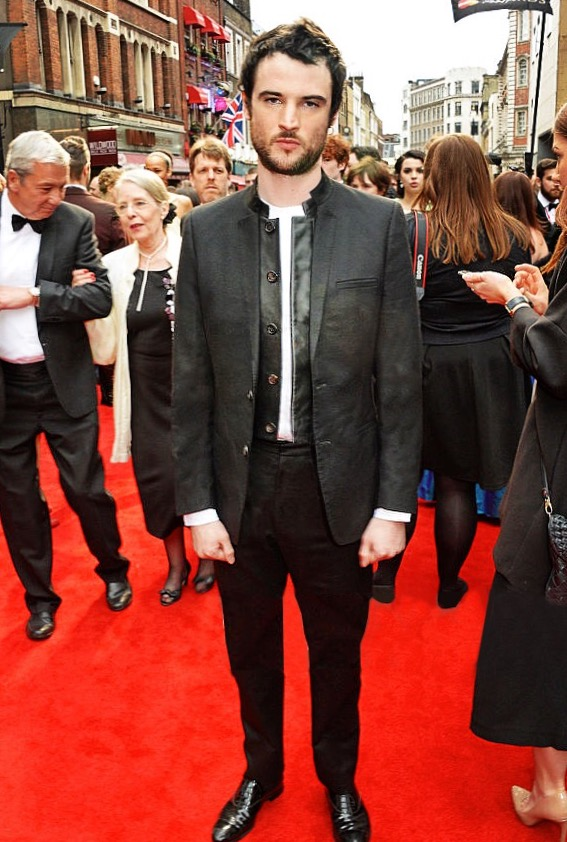 TOM STURRIDGE OLIVIER AWARDS 2016