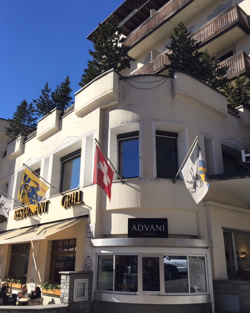 ST MORITZ POP HOTEL STEFFANI FEBRUARY 2017