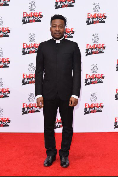 NOMINEE FISAYO AKINADE EMPIRE AWARDS MARCH 2017