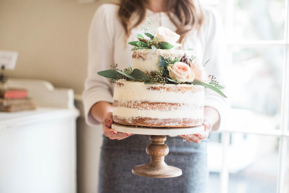 oh honey bakes cake