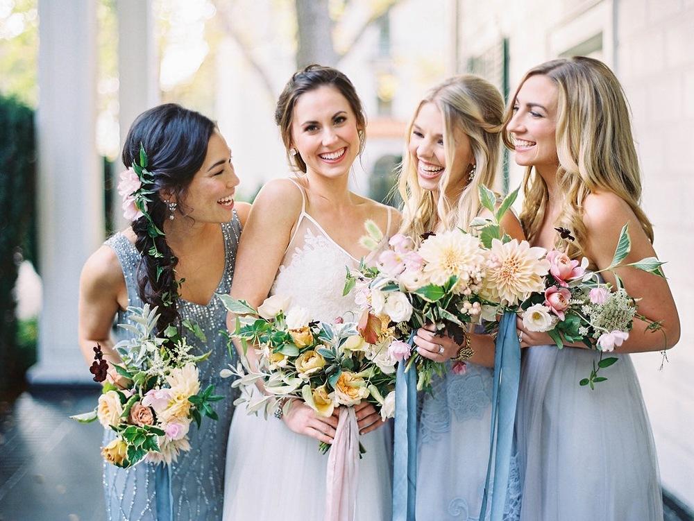 bridemaid style