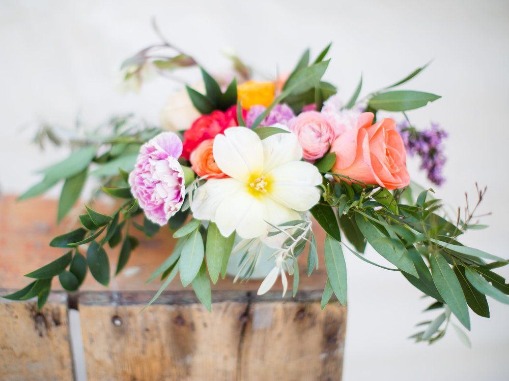 floral arranging class